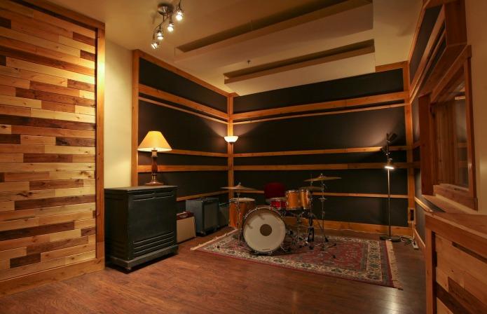 Studio d'enregistrement à Montréal - Le-Hublot 2