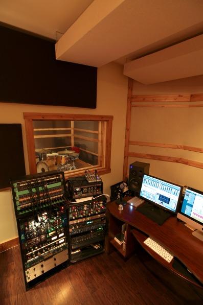 Studio d'enregistrement à Montréal - Le_Hublot 4